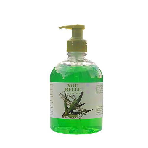 Gel Aloe Vera Hidratante Pós-Depilatório - 500ml