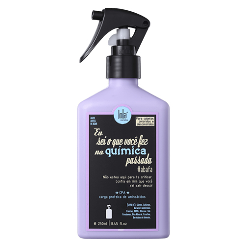 Lola Eu sei o que você fez na quimica passada - Spray 250ml