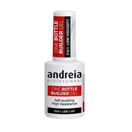 Andreia One Bottle Builder Gel Clear - 10.5ml
