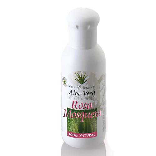 Gel Aloe Vera Rosa Mosqueta Anti-Envelhecimento - 125ml