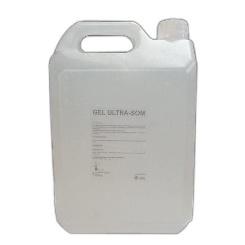 Gel Condutor Ultra Som - 5000ml