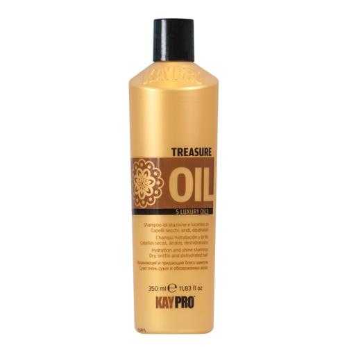 Kaypro Treasure Oil Shampoo Cabelos Secos - 350ml