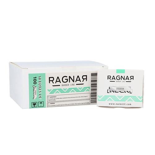 Laminas de Barbear Ragnar Barber Line - 100 Unidades