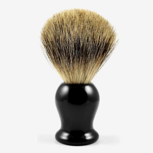 Pincel de Barbear Texugo Disna - Cor Preto