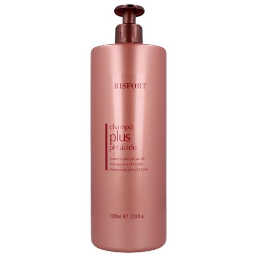 Risfort Shampoo pH ácido Cabelos Pintados - 1000ml
