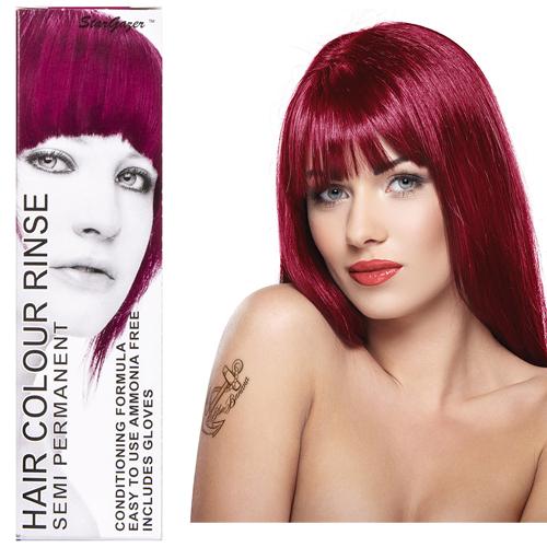 Stargazer Semi Permanente Hair Dye Cerise -70ml