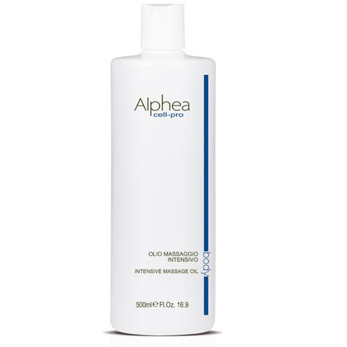 Óleo Massagem Corpo Alphea Anti Celulítico Intensivo 500 ml