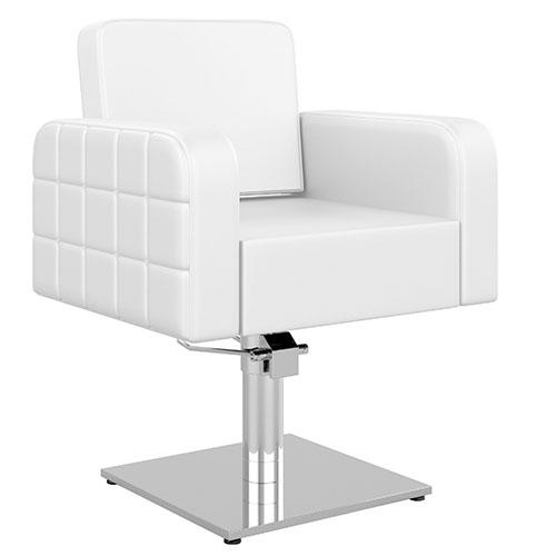 Cadeira Hidráulica Cabeleireiro Cristal