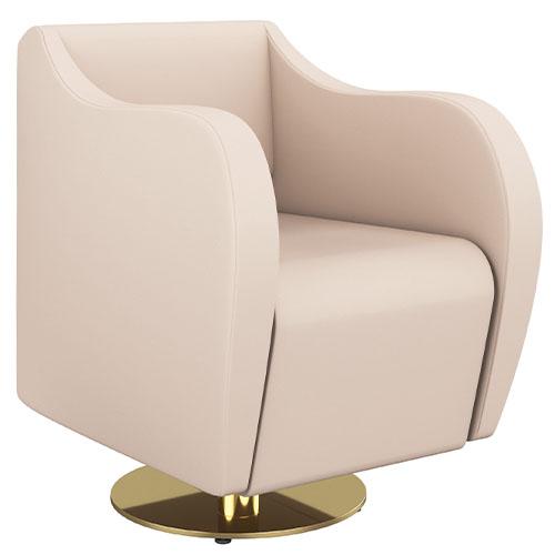 Cadeira Hidráulica Cabeleireiro Galeone