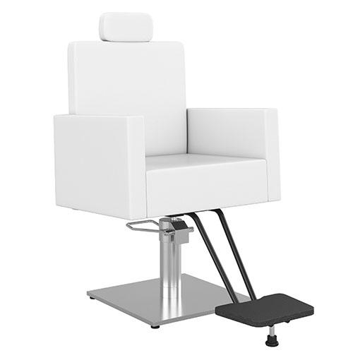 Cadeira Hidráulica Cabeleireiro Gloss