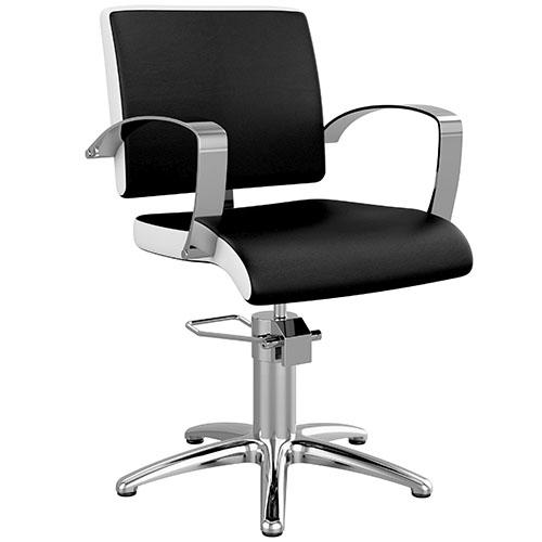 Cadeira Hidráulica Cabeleireiro Nattuzi