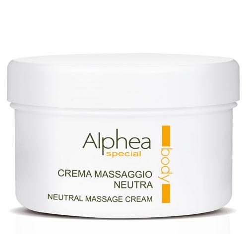 Creme Massagem Corpo Alphea Neutro 500 ml