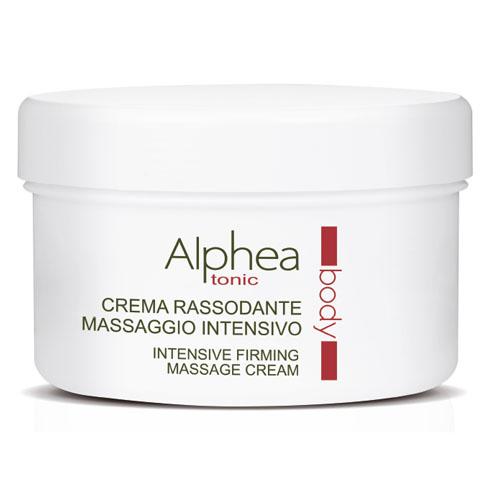 Creme Massagem Corpo Alphea Tonificante e Refirmante Intensivo 500 ml