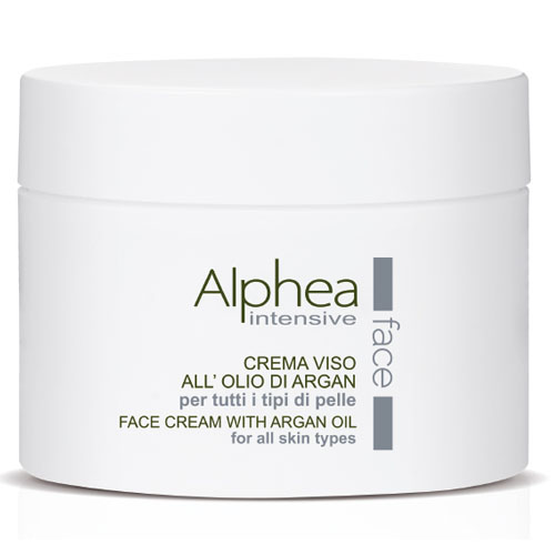 Creme Rosto Alphea Intensive Lift Óleo de Argan 250ml