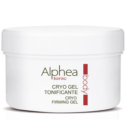 Gel Térmico Corpo Alphea Tonificante Intensivo 500 ml