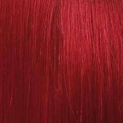 She Extensões Queratina Lisas Fantasia Vermelho Escuro - 10 unidades