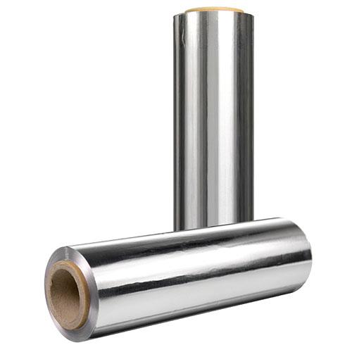 Alumínio Em Rolo para Madeixas Prata 20 cm - 125 m