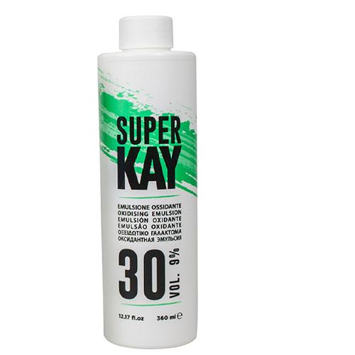 Emulsão Oxidante Super Kay 30 Volumes 360ml