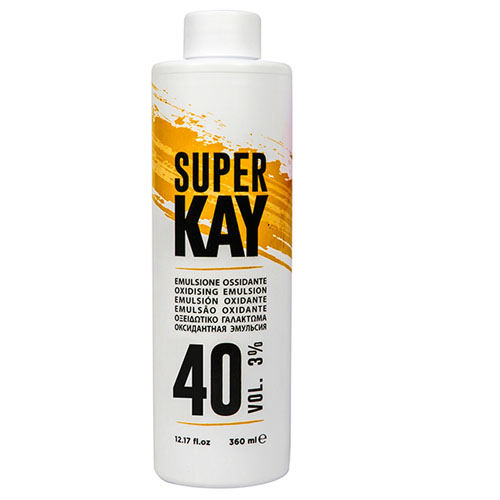 Emulsão Oxidante Super Kay 40 Volumes 360ml