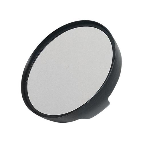 Espelho Mão Profissional Cabeleireiro - Preto