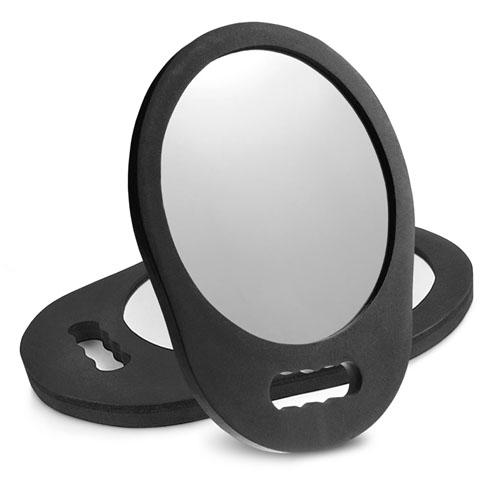 Espelho Mão Inquebrável Preto