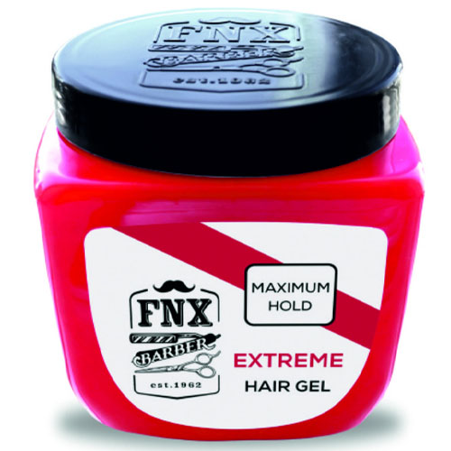 Gel Cabelo FNX Extreme Extra Forte Sem Álcool 700 ml