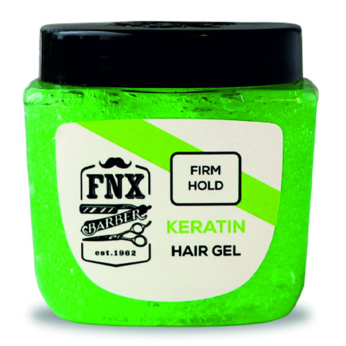 Gel Cabelo FNX Keratin Forte Sem Álcool 700 ml