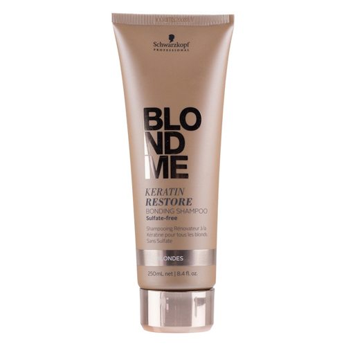 Schwarzkopf Blondme Restore Bonding Shampoo All Blondes 250ml