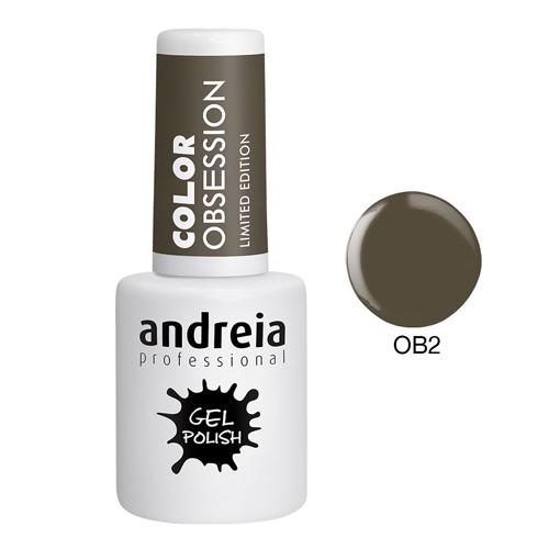 Andreia Verniz Gel Color Obsession - OB2