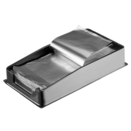 Dispensador de Folhas de Alumínio - 200 unidades