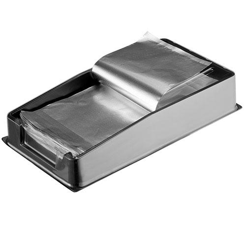 Folha Alumínio Para Madeixas 200 folhas 06079