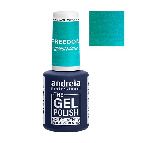 Andreia The Gel Polish Freedom Collection - FM1