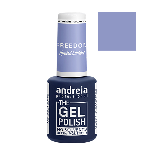 Andreia The Gel Polish Freedom Collection - FM3