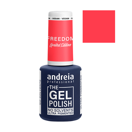 Andreia The Gel Polish Freedom Collection - FM5