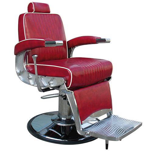 Cadeira Barbeiro Standard Vermelho