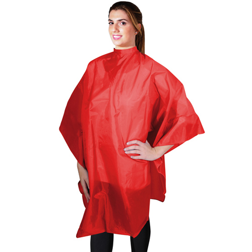 Penteador Corte Vermelho Cabeleireiro 01175/60