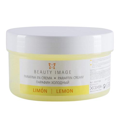 Parafina em Creme Beauty Image Limão - 190ml