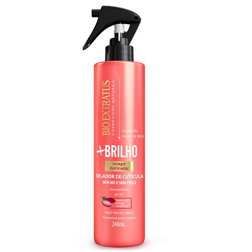 BioExtratus Finalizador Spray Mais Brilho 240ml