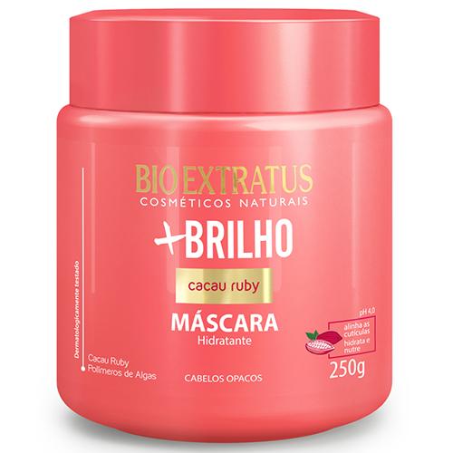 BIOEXTRATUS MASCARA MAIS BRILHO 250GRAMAS