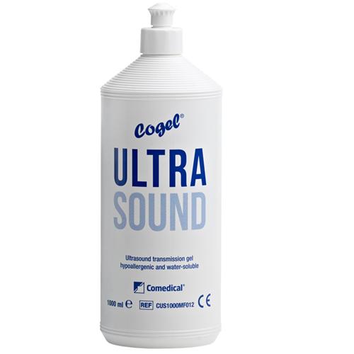 Gel Condutor Ultrasound 1000ml
