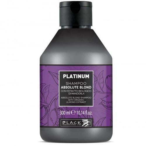 Black Profissioanl Shampô Platinum No Yellow 300ml