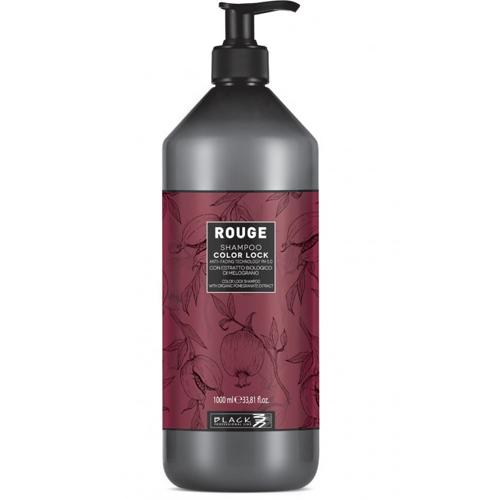 black profissional shampo protectora da cor Rouge 1000ml