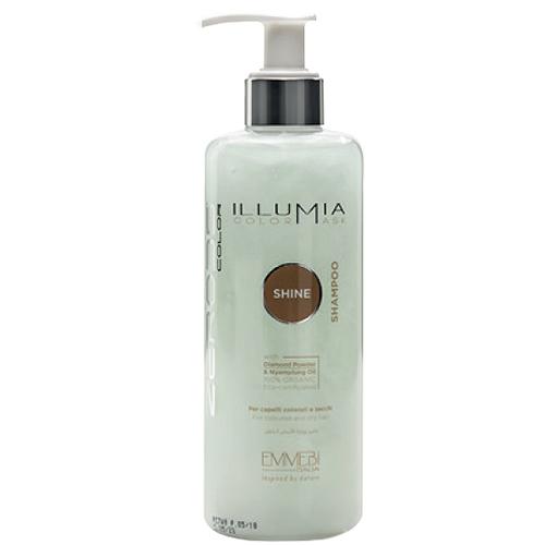 Shampoo Brilho Emmebi Illumia 300 ml