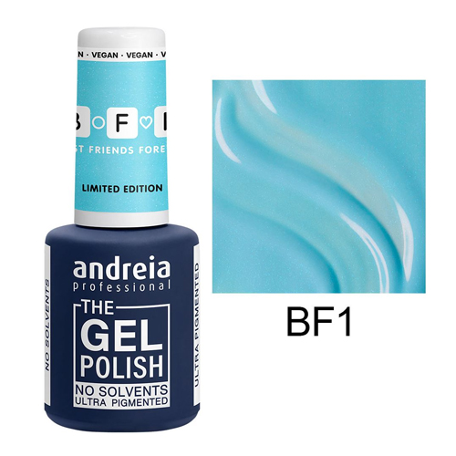 Andreia The Gel Polish Best Friends Forever - BF1