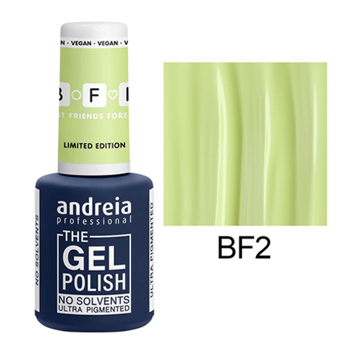 Andreia The Gel Polish Best Friends Forever - BF2