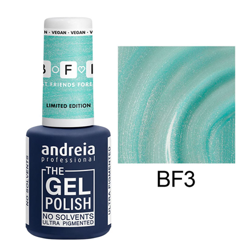Andreia The Gel Polish Best Friends Forever - BF3