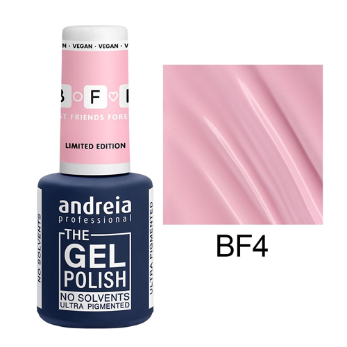 Andreia The Gel Polish Best Friends Forever - BF4