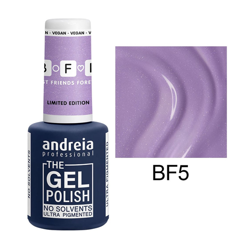 Andreia The Gel Polish Best Friends Forever - BF5