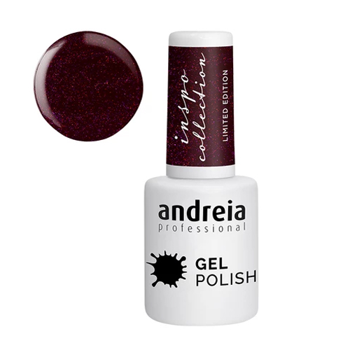 Andreia Verniz Gel Inspo Collection - IN4