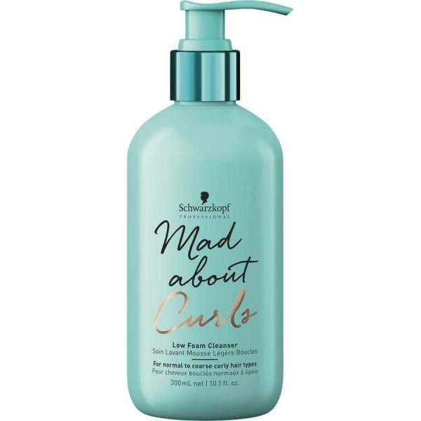 Schwarzkopf Mad About Curls Shampoo Caracóis 300ml